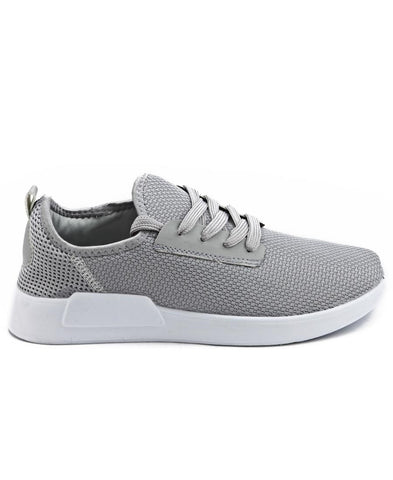 Casual Sneakers - Grey