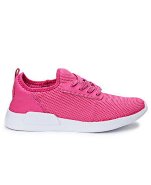 Casual Sneakers - Pink