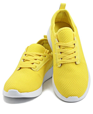 Casual Sneakers - Yellow