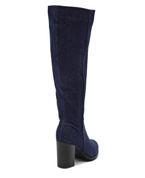 Boots - Navy