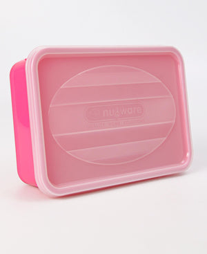 1200ml Lunch Box - Pink