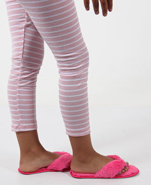 Girls Bedroom Slippers - Pink