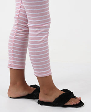 Girls Bedroom Slippers - Black