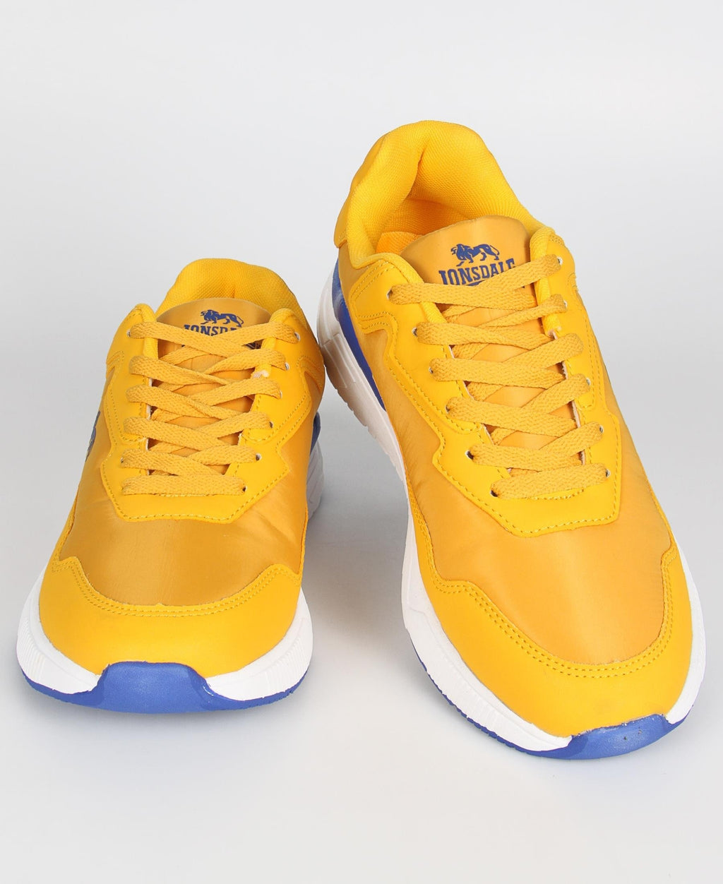 Men's Casual Sneakers - Mustard