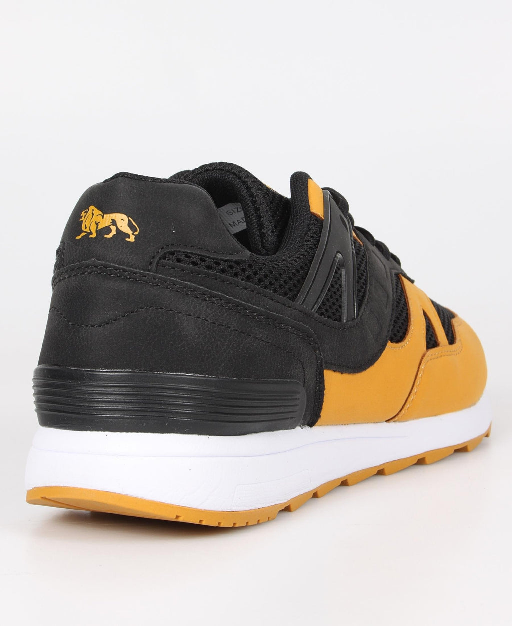 Men's Charged Sneakers - Black