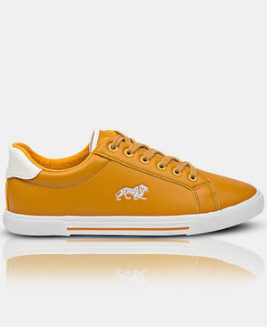 Men's Core Low Sneakers - Mustard