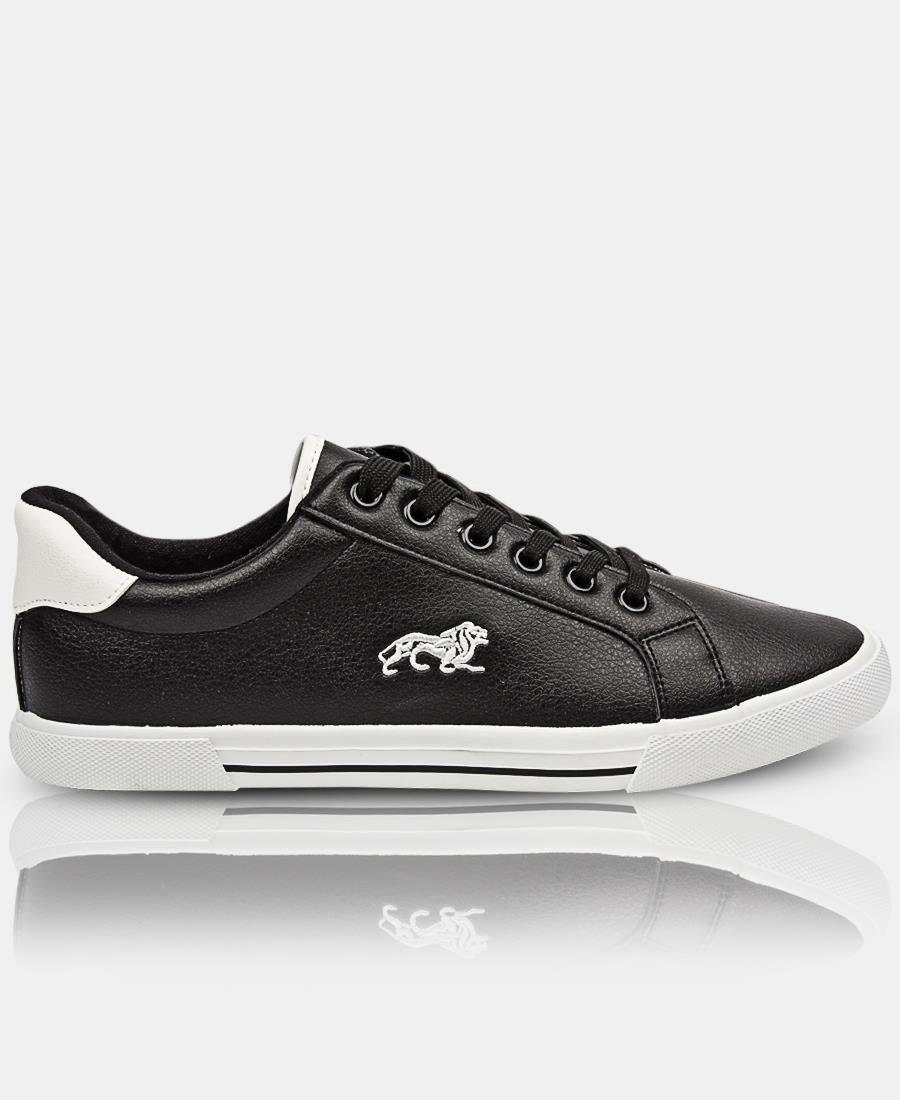 Men's Core Low Sneakers - Black