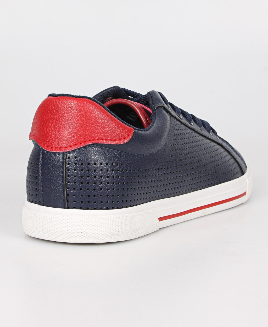 Mens' Core Sneakers - Navy-Red