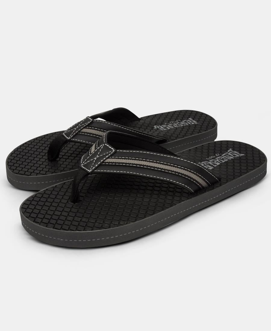 Men's Ice Sandals - Black