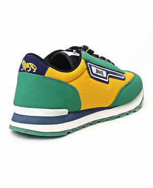 Men's King Sneakers - Yellow