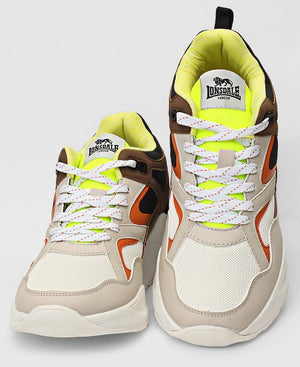 Men's Loop Runner Sneakers - Beige