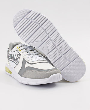 Men's Signature Sneakers - White