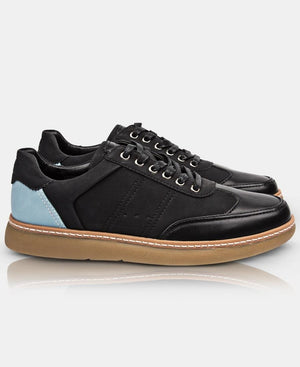 Men's Trace Sneakers - Black