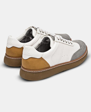 Men's Trace Sneakers - White