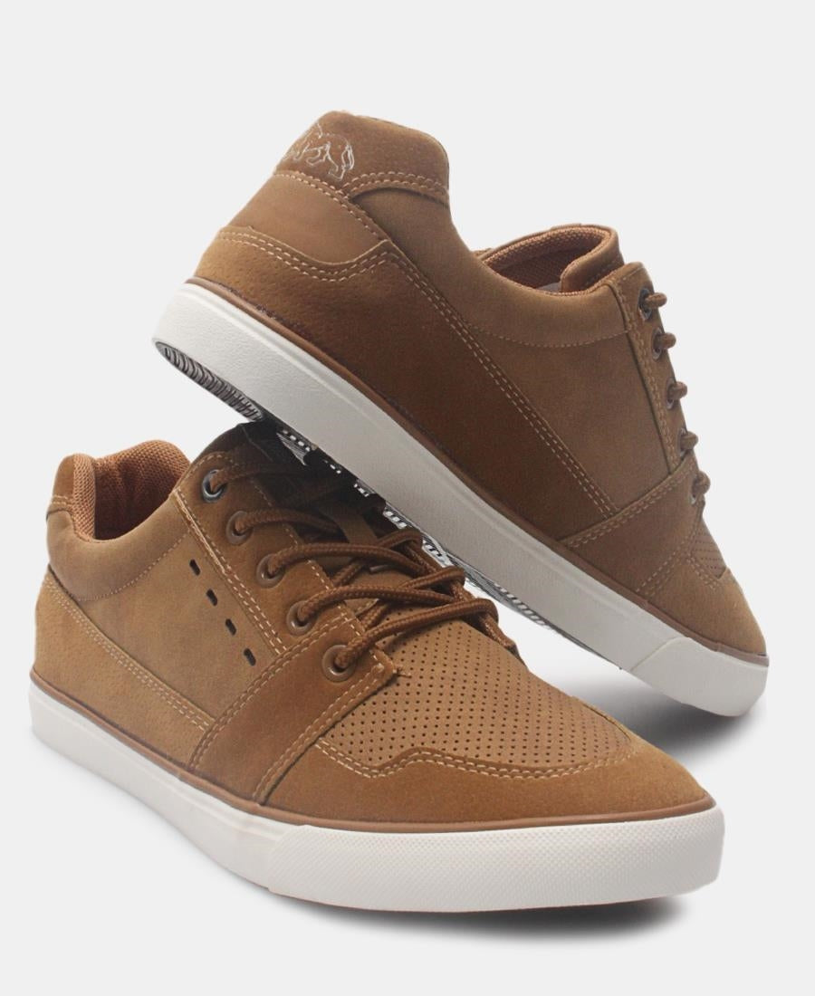 Men's Viper Sneakers - Tan