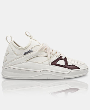 Men's Web Sneakers - White