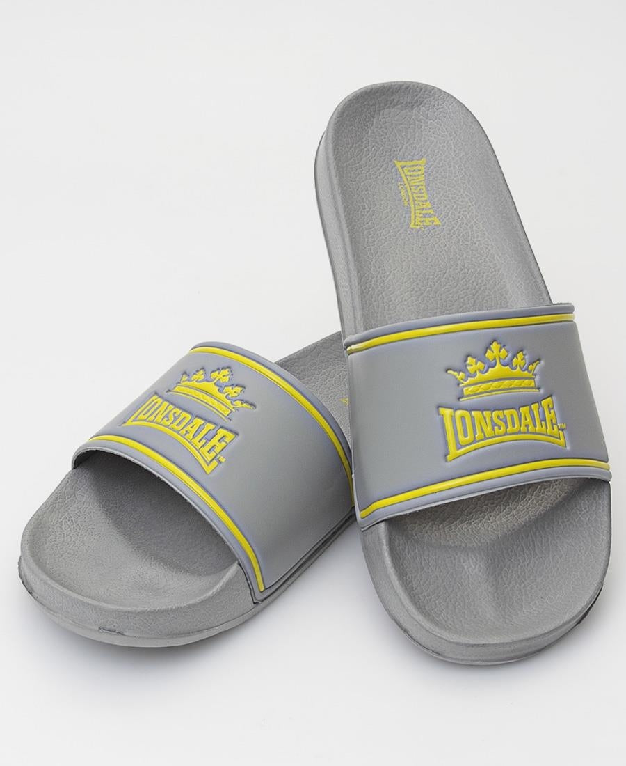 Men's Throne Sandals - Grey