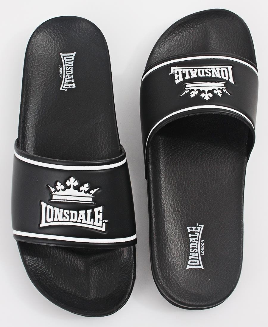 Men's Throne Sandals - Black