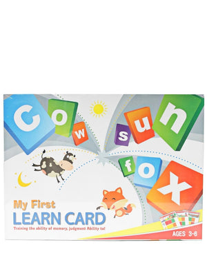 Learn Card - Multi