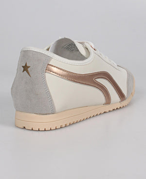 Ladies' Lamar Sneakers - White