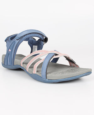 Ladies' Lummi Sandals - Navy