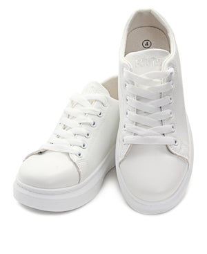 Ladies' Rogue Sneakers - White