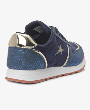 Ladies' Treselle Sneakers  - Navy