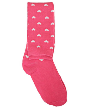 Below Knee Socks - Pink