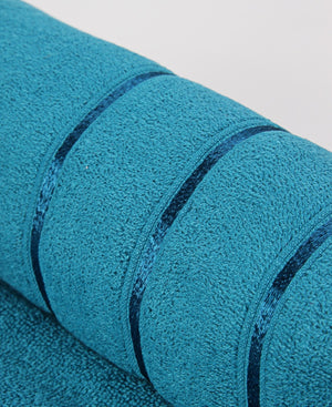 145x70cm Luxury Bath Towel - Teal
