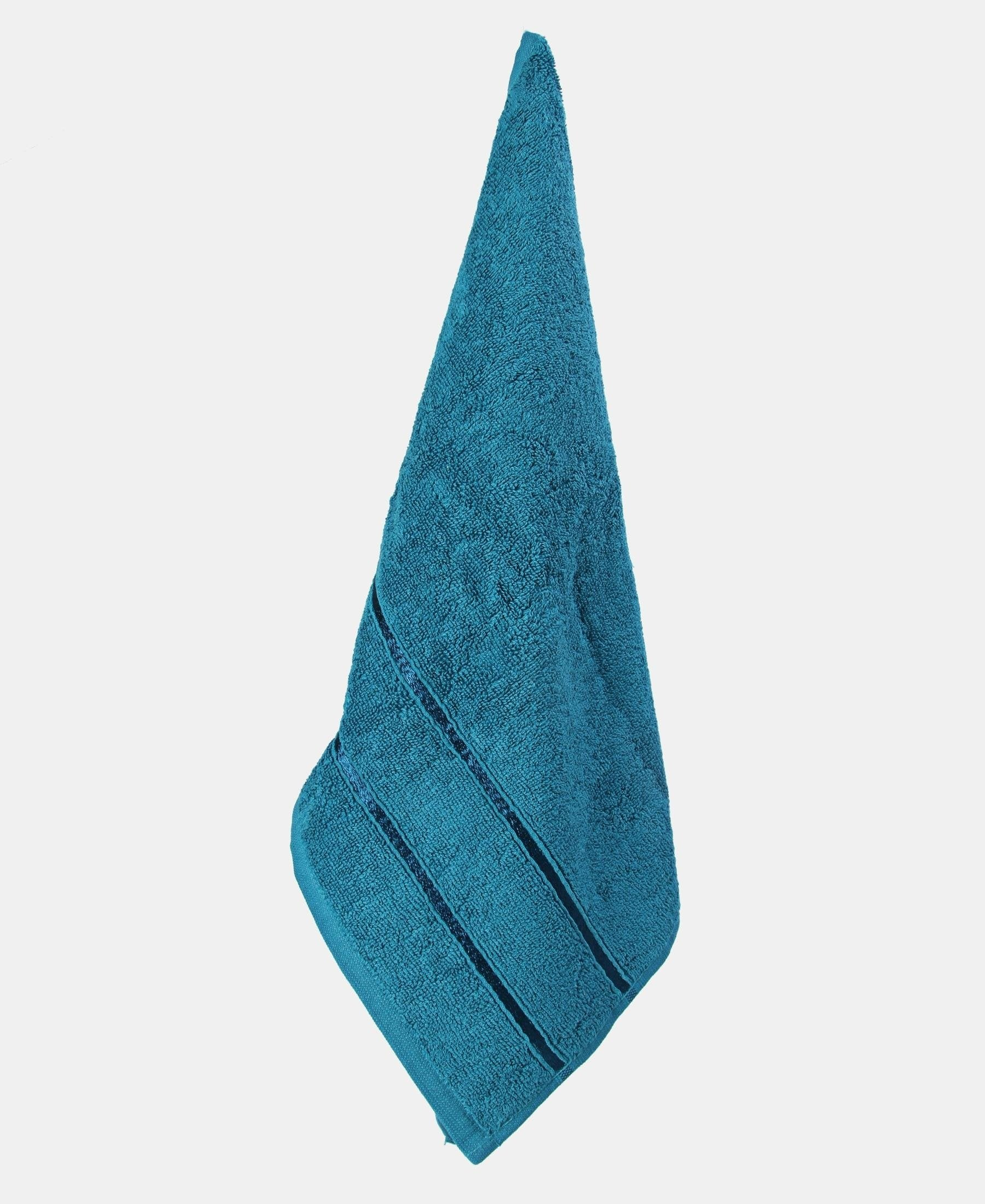 73x46cm Luxury Hand Towel - Teal
