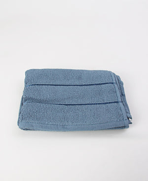 73x46cm Luxury Hand Towel - Blue