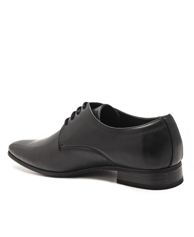 Lace Up Shoe - Black