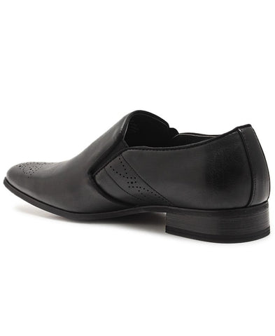 Slip On Shoe - Black
