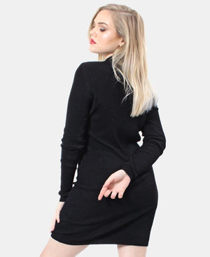Bodycon Dress - Black