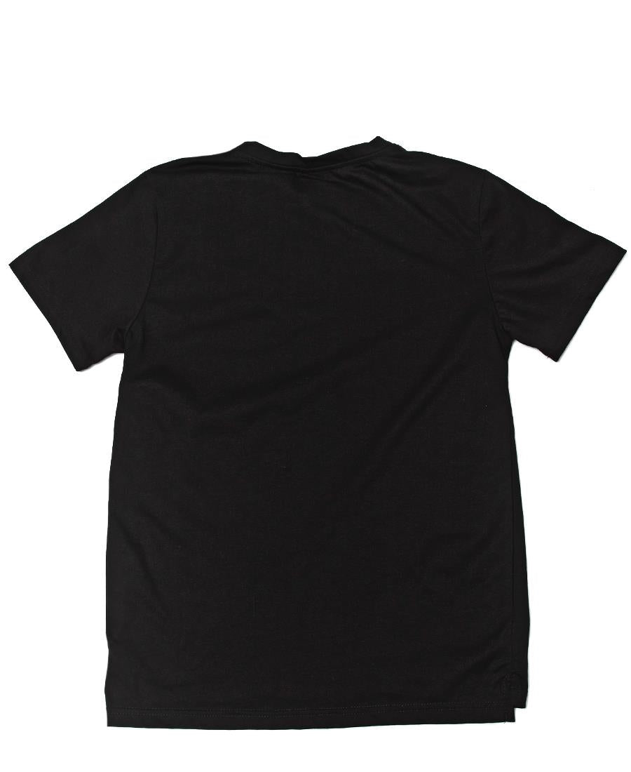 Boys Printed T-Shirt - Black