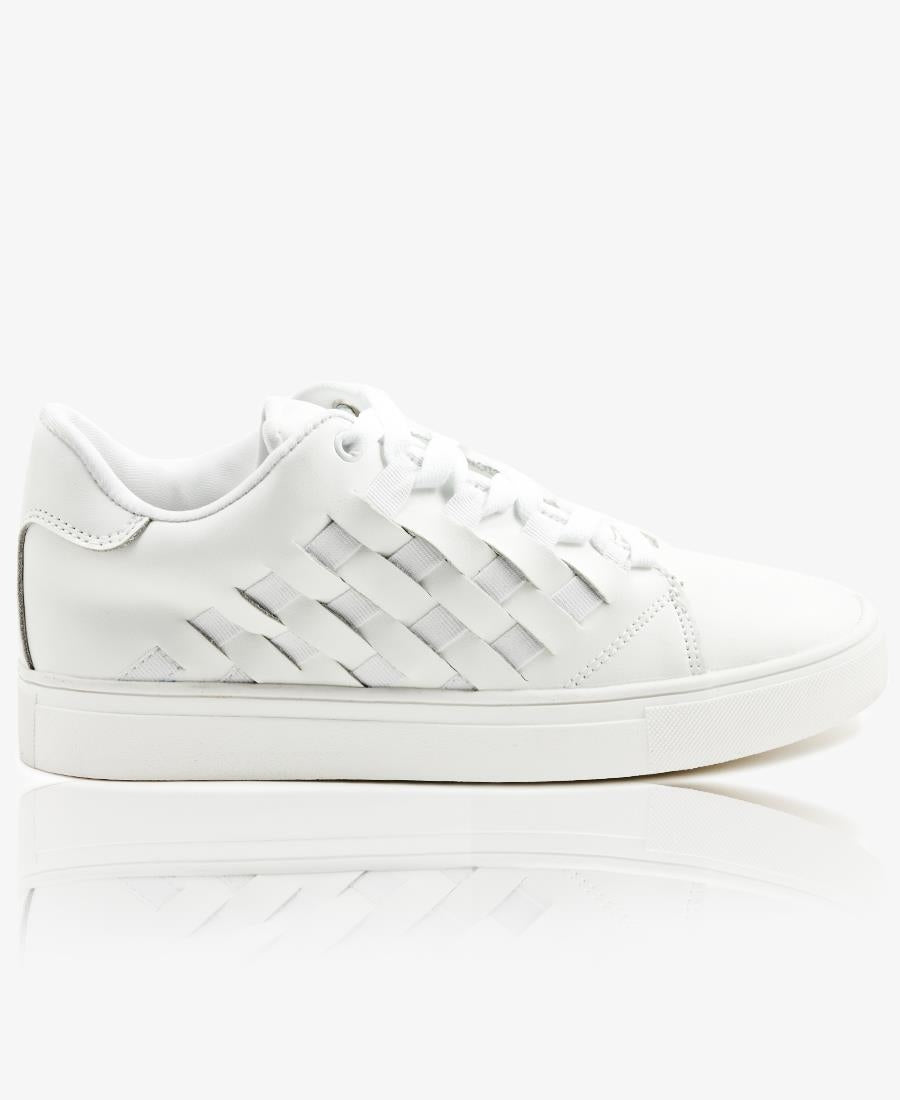Casual Sneakers - White