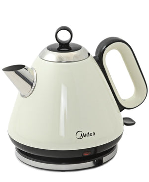 Midea Tea Pot Kettle - White