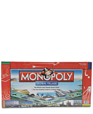 Monopoly - Red