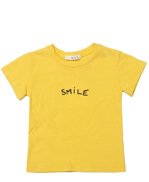Kids Top - Yellow