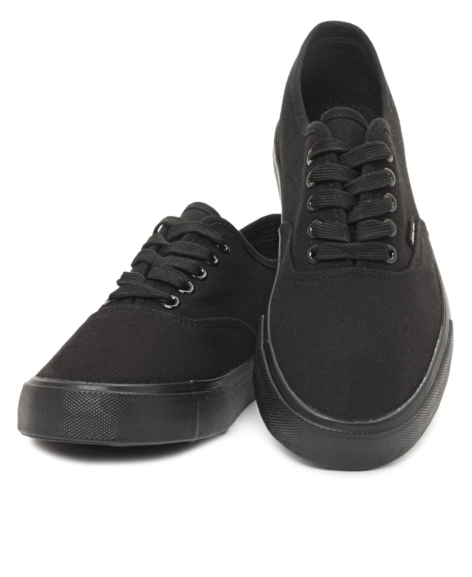 Men's Barca Sneakers - Black