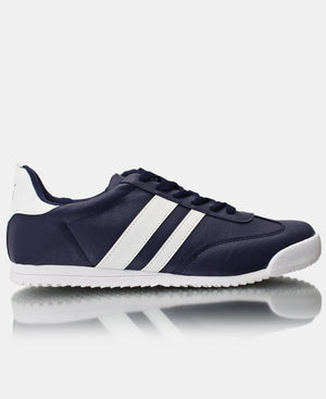 Men's Mario Sneakers - Navy
