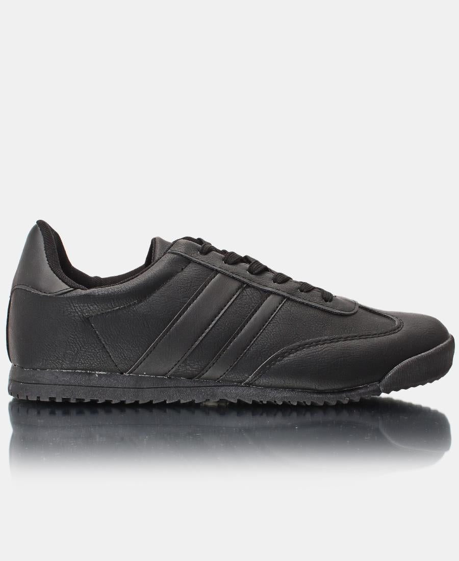 Men's Mario Sneakers - Black