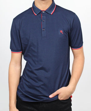 Men's Golfer - Navy