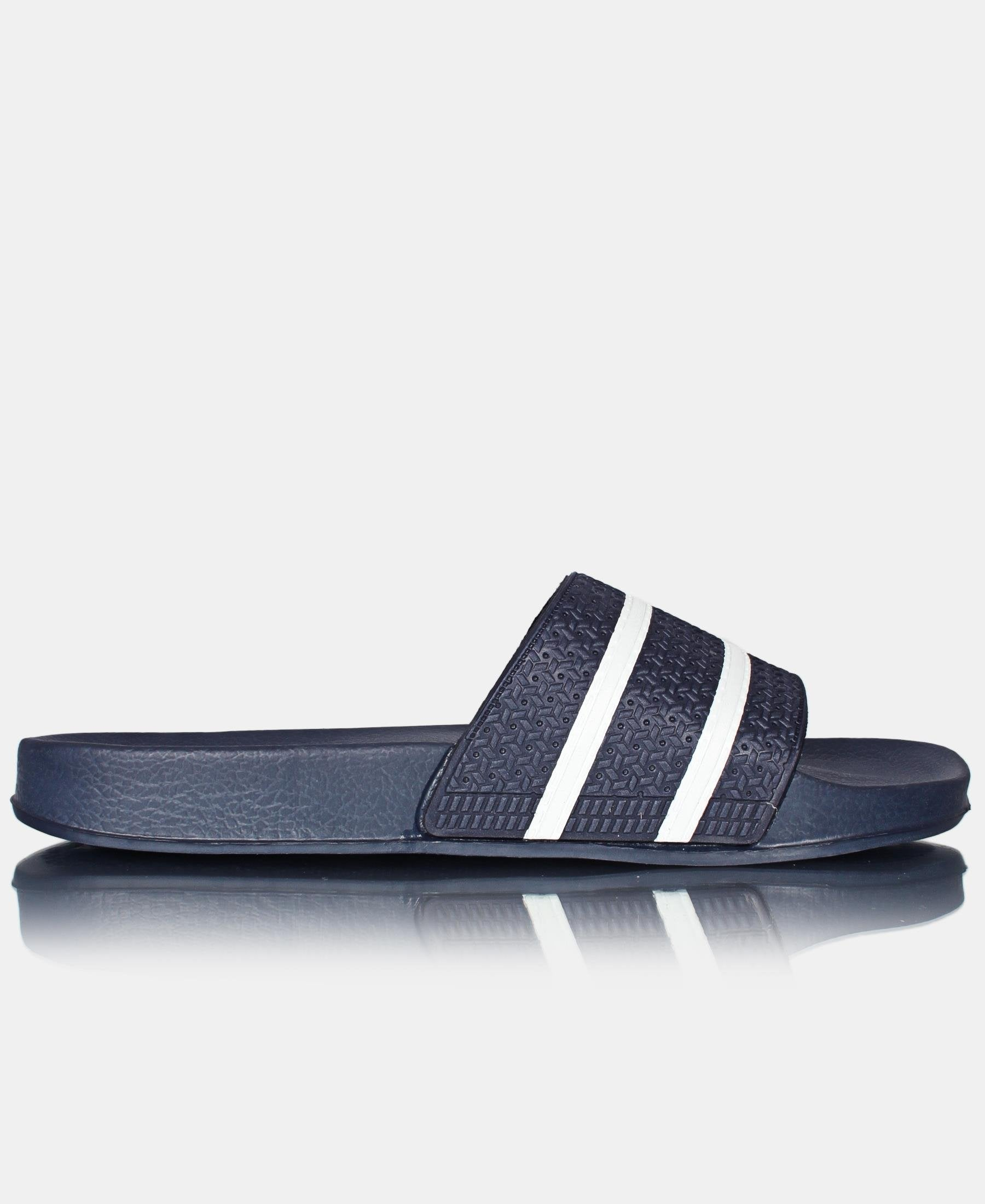 Men's Quest Sandals - Navy-White