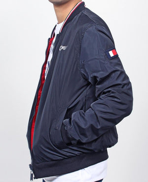 Men's Reversible Jacket - Navy