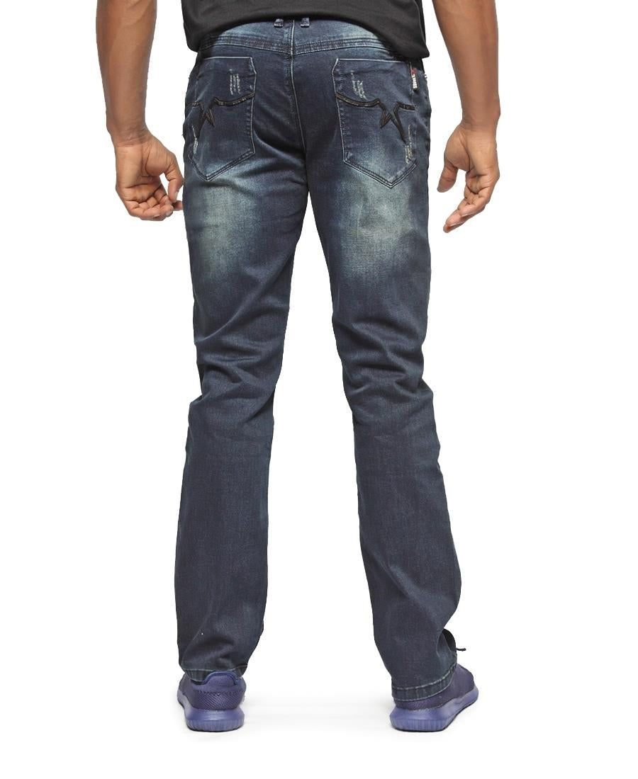 Slim Denim Jeans - Blue