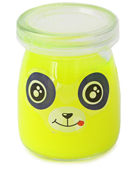 Mini Jar Slime - Yellow