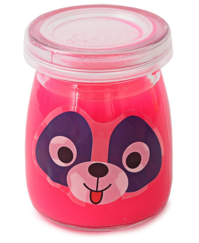 Mini Jar Slime - Pink