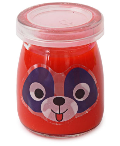 Mini Jar Slime - Red