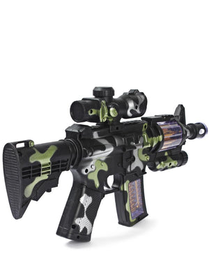 Kids Military Gun - Green